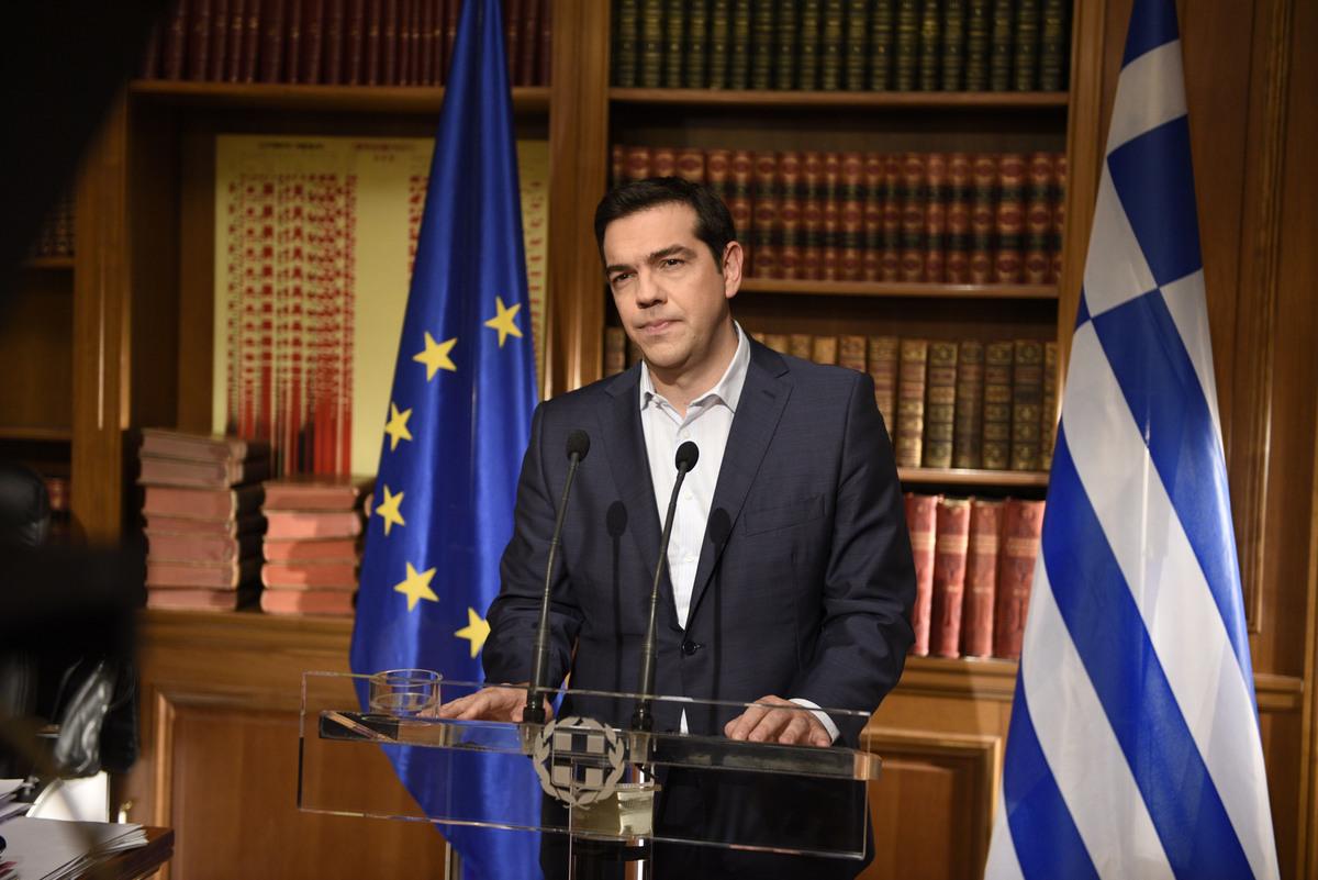 Το post του Αλέξη Τσίπρα για το δημοψήφισμα