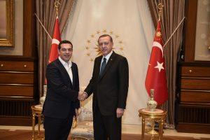 """""""Κεραυνοί"""" Ερντογάν: """"Ο Τσίπρας μου είχε υποσχεθεί ότι θα τους παρέδιδε σε 15 – 20 μέρες!"""