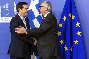 Συγχαρητήρια Μέρκελ και Γιούνκερ στον Τσίπρα για τη νίκη στις εκλογές