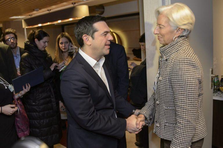 Σκληρή απάντηση Λαγκάρντ σε Τσίπρα για το Wikileaks – Ανοησίες ότι στελέχη του ΔΝΤ σχεδιάζουν πιστωτικό γεγονός – Εγγυήσου την ασφάλειά τους