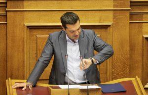 Εκλογές: Παίζει τις καθυστερήσεις ο Αλέξης Τσίπρας