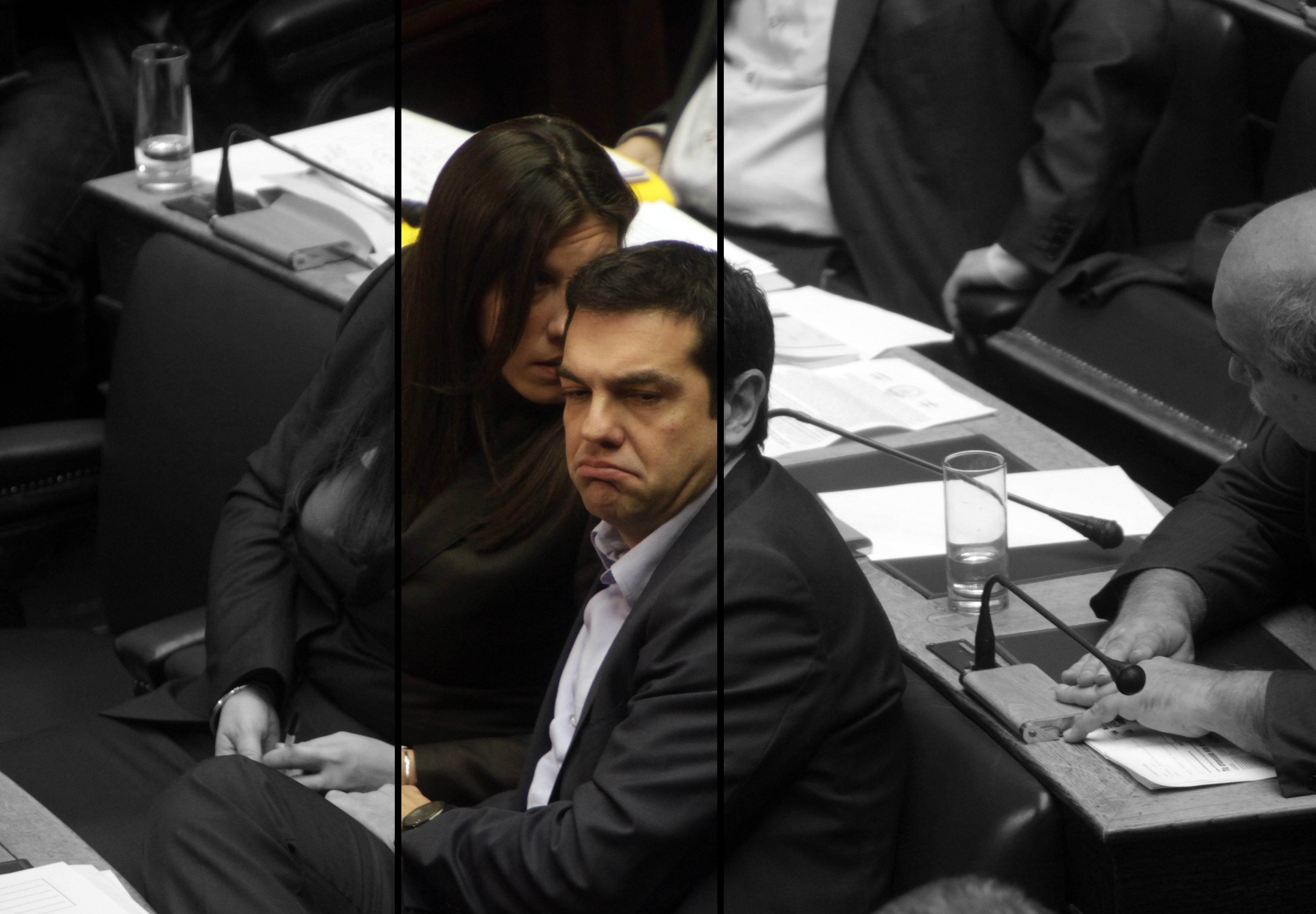 """Ζωή Κωνσταντοπούλου: Έκανε πάλι το θαύμα της! Νέο """"μπλόκο"""" στην ψήφιση της συμφωνίας παρά την προσπάθεια Τσίπρα να την… προλάβει – Τα τρία σενάρια"""