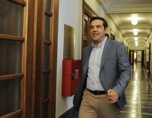 """Αλέξης Τσίπρας: """"Οι Έλληνες αθλητές ανέβασαν τη """"μικρή Ελλάδα"""" ψηλότερα"""""""