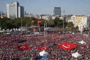 Η πρώτη παραδοχή από την Τουρκία: Μπορεί να έγιναν λάθη στις εκκαθαρίσεις