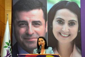 Τουρκία: Το HDP αντικατέστησε την φυλακισμένη του ηγέτιδα