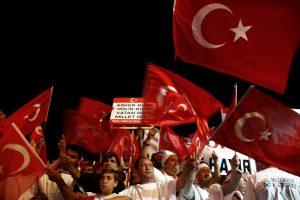Αντιπρόεδρος τουρκικής κυβέρνησης: Η Τουρκία θα διατηρήσει τις δημοκρατικές αρχές και το κράτος δικαίου