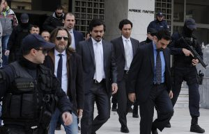 Νέες εξελίξεις στην υπόθεση των οκτώ τούρκων στραιτιωτικών