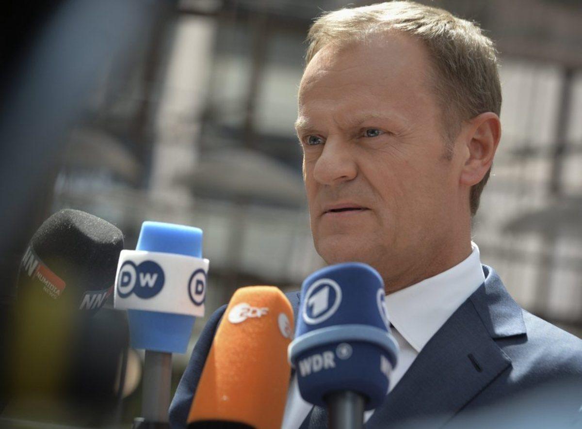ZDF: Έκτακτη Σύνοδο Κορυφής για την Ελλάδα συγκαλεί την Τετάρτη ο Τουσκ