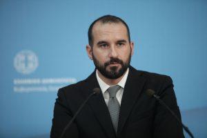 Τζανακόπουλος: Δίκαιη και βιώσιμη λύση στο Κυπριακό