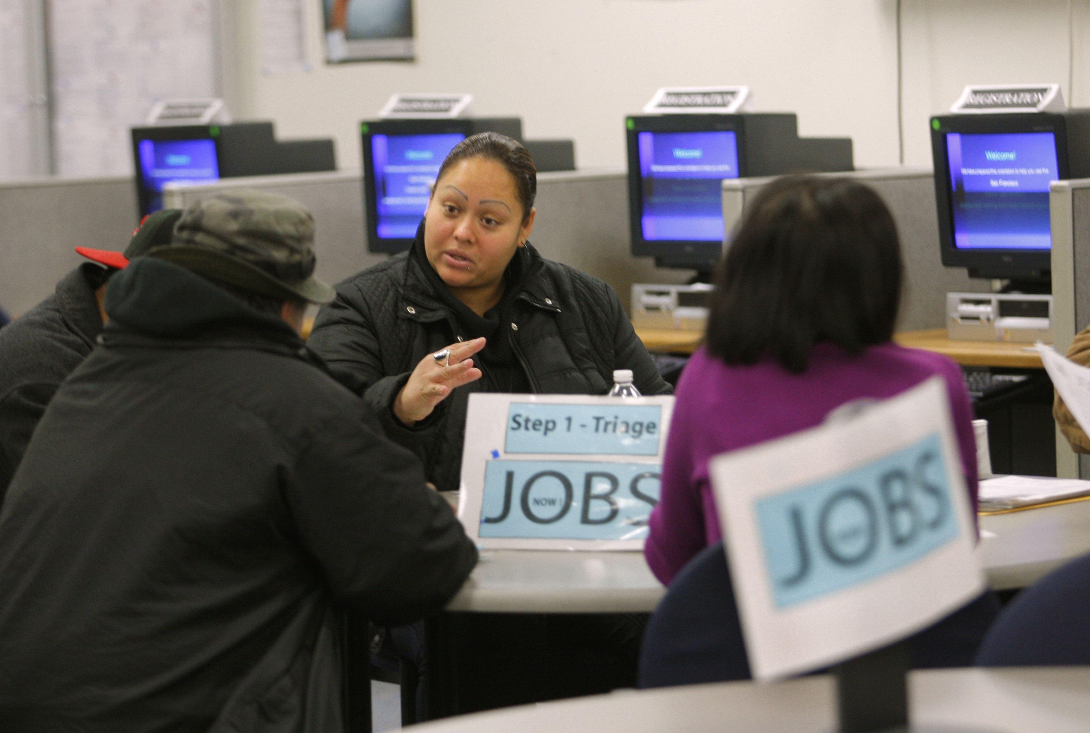 ΗΠΑ - ανεργία