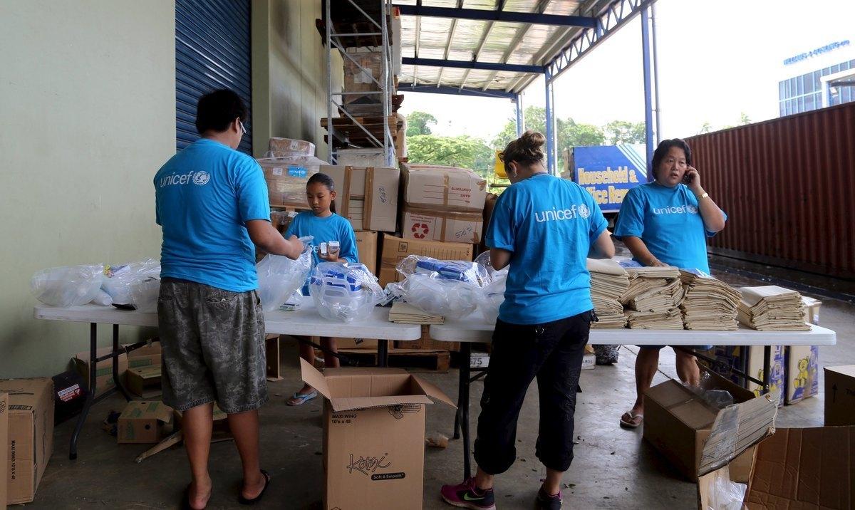 Κορονοϊός: Η UNICEF θα διανείμει 2 δισ. δόσεις εμβολίων σε φτωχές χώρες