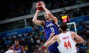 """Ολυμπιακοί Αγώνες: Στον τελικό οι ΗΠΑ! """"Καθάρισαν"""" και την Ισπανία"""
