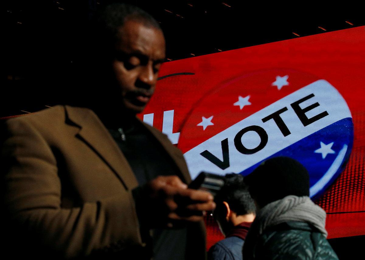 Εκλογές ΗΠΑ: Ποιος είπε πως είναι μόνο για τον πρόεδρο;