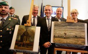Δύο πίνακες του Βαν Γκογκ βρέθηκαν στην Ιταλία 14 χρόνια μετά την κλοπή τους