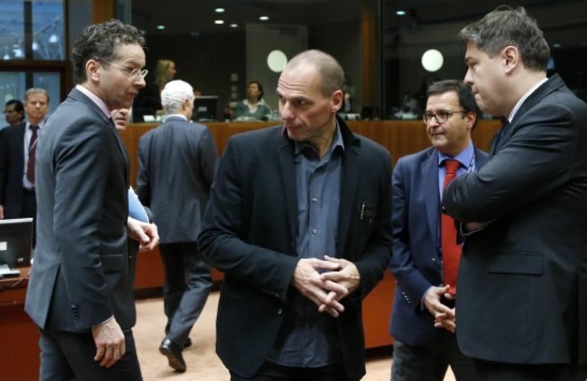 Αποτέλεσμα εικόνας για βαρουφακης eurogroup