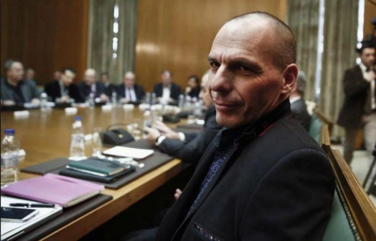 Βόμβες Βαρουφάκη! Κατεβαίνει στις επόμενες εκλογές – Θα βγάλει στη φόρα τα πρακτικά των Eurogroup