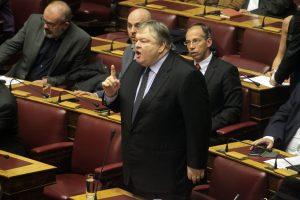 Βενιζέλος: Ο ΣΥΡΙΖΑ προσχώρησε στην πολιτική για την οποία αγωνιστήκαμε
