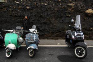 Ιταλία σε Τραμπ: Ξέρεις από Vespa;