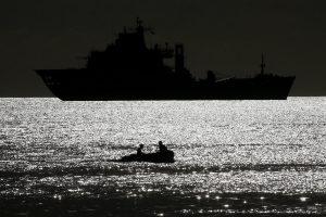 Ρωσικό πλοίο προσάραξε κοντά στην Κωνσταντινούπολη