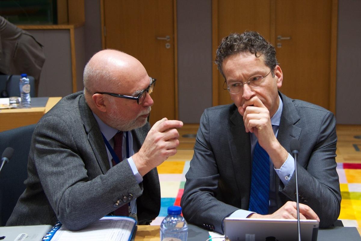 Αξιολόγηση: Δεν περιμένουμε τίποτα από το Euroworking Group