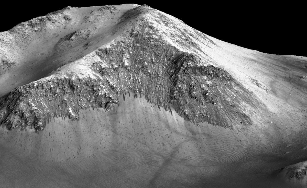 Ιστορική ανακάλυψη στον Άρη – Το τρεχούμενο νερό και η ύπαρξη ζωής – Ο πλανήτης ήταν σαν τη Γη αλλά άλλαξε