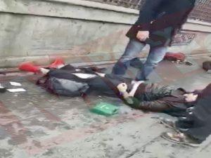 Νέο video δευτερόλεπτα μετά την επίθεση στη γέφυρα του Γουεστμίνστερ