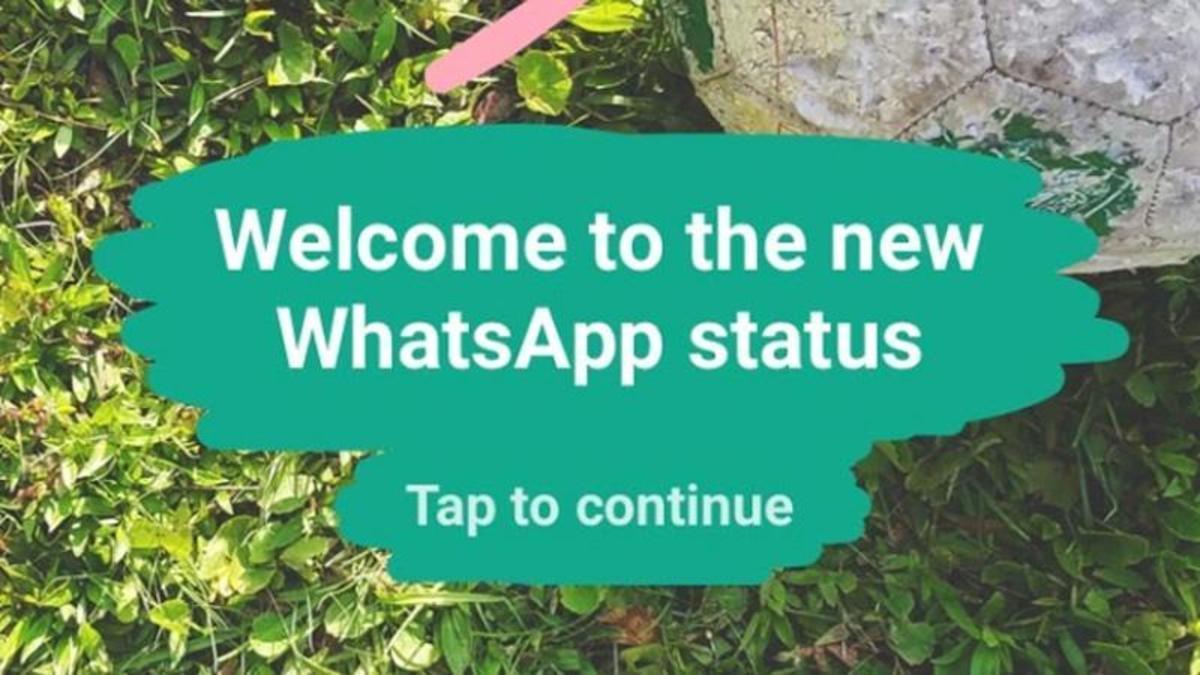 Το Whatsapp αντιγράφει το Snapchat!