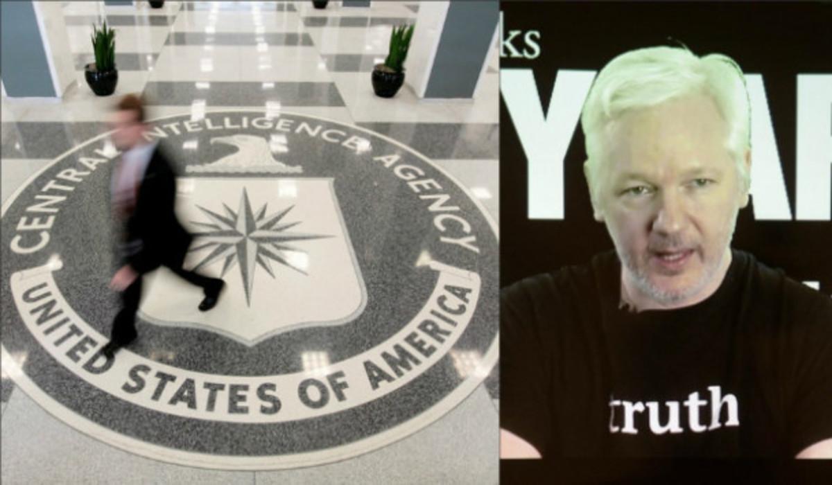 "WikiLeaks: Ο Ασάνζ ""κράζει"" την CIA! ""Είστε ανίκανοι"""