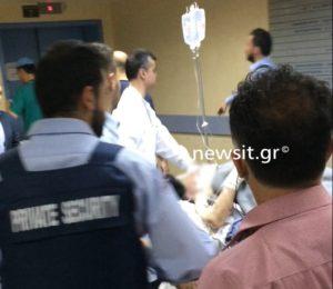Λουκάς Παπαδήμος: Βγήκε από το χειρουργείο – Η κατάσταση της υγείας του