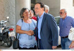 Χαραλαμπίδου: Ο Τσίπρας κάνει εκλογές για να μας πετάξει έξω από τις λίστες