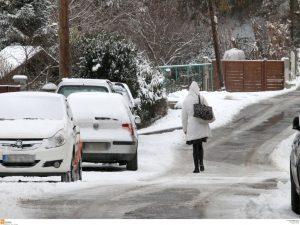 Καιρός: Βροχές και χιόνια την Τρίτη – Αναλυτική πρόγνωση