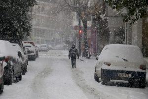 Καιρός: Έκτακτο δελτίο επιδείνωσης! Καταιγίδες και χιόνια την Τρίτη