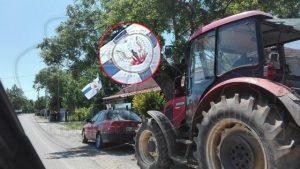 Αίσχος! Ύψωσαν σημαίες της… χούντας στην Ειδομένη! – ΦΩΤΟ
