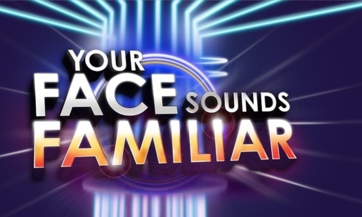 """Your Face Sounds Familiar"" εναντίον ""Dancing"""