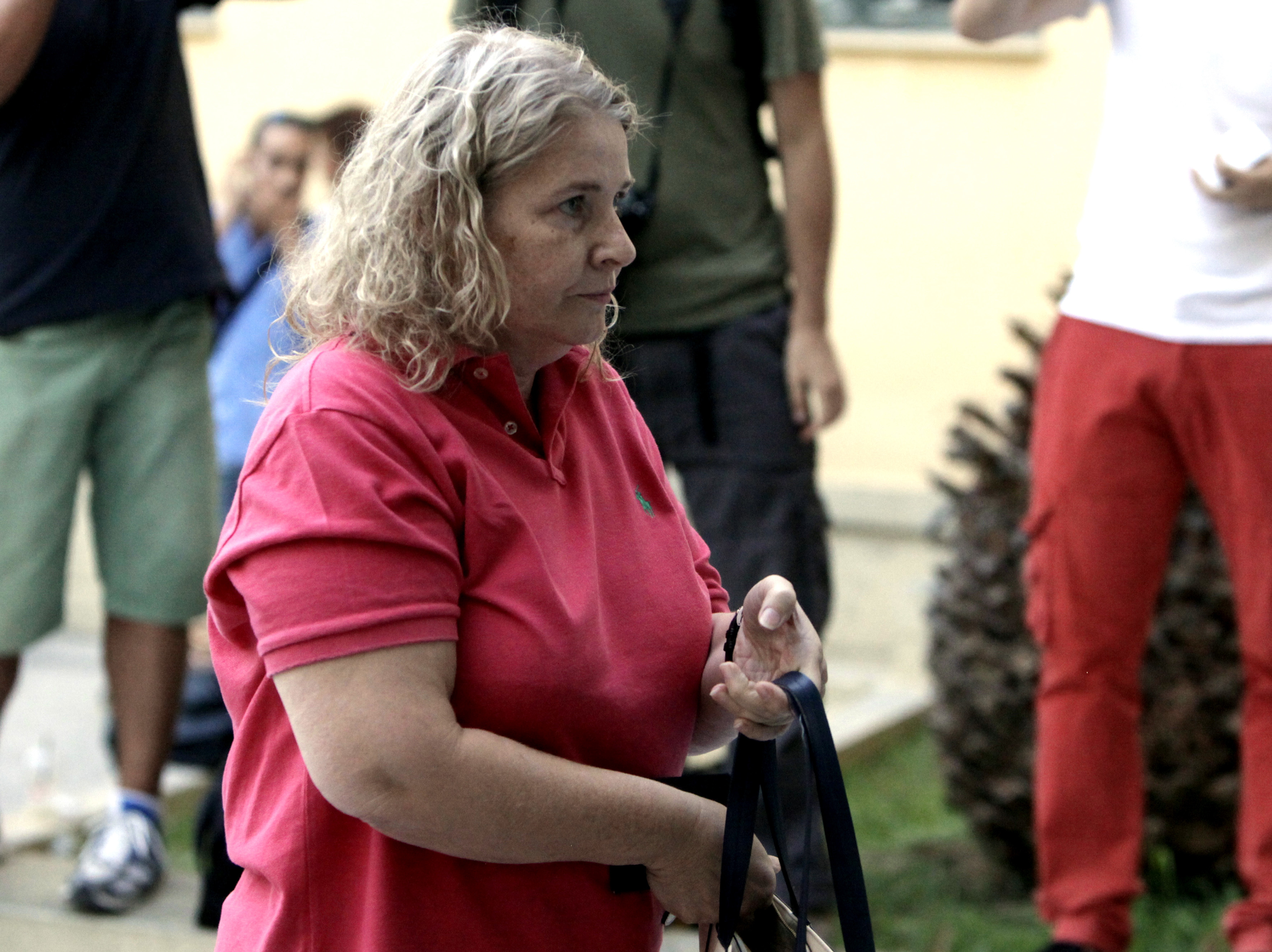 Εκλογές 2014: Η Ζαρούλια έδωσε γραμμή στους ψηφοφόρους της Χρυσής Αυγής