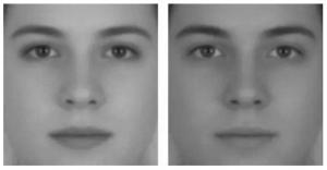 Ποιο πρόσωπο είναι ο άνδρας και ποιο η γυναίκα; Η εικόνα που σαρώνει στο internet [pic]