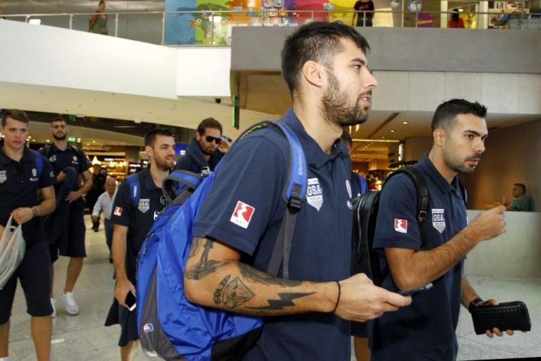 Eurobasket 2017: Πάτησε παρκέ η Εθνική ομάδα