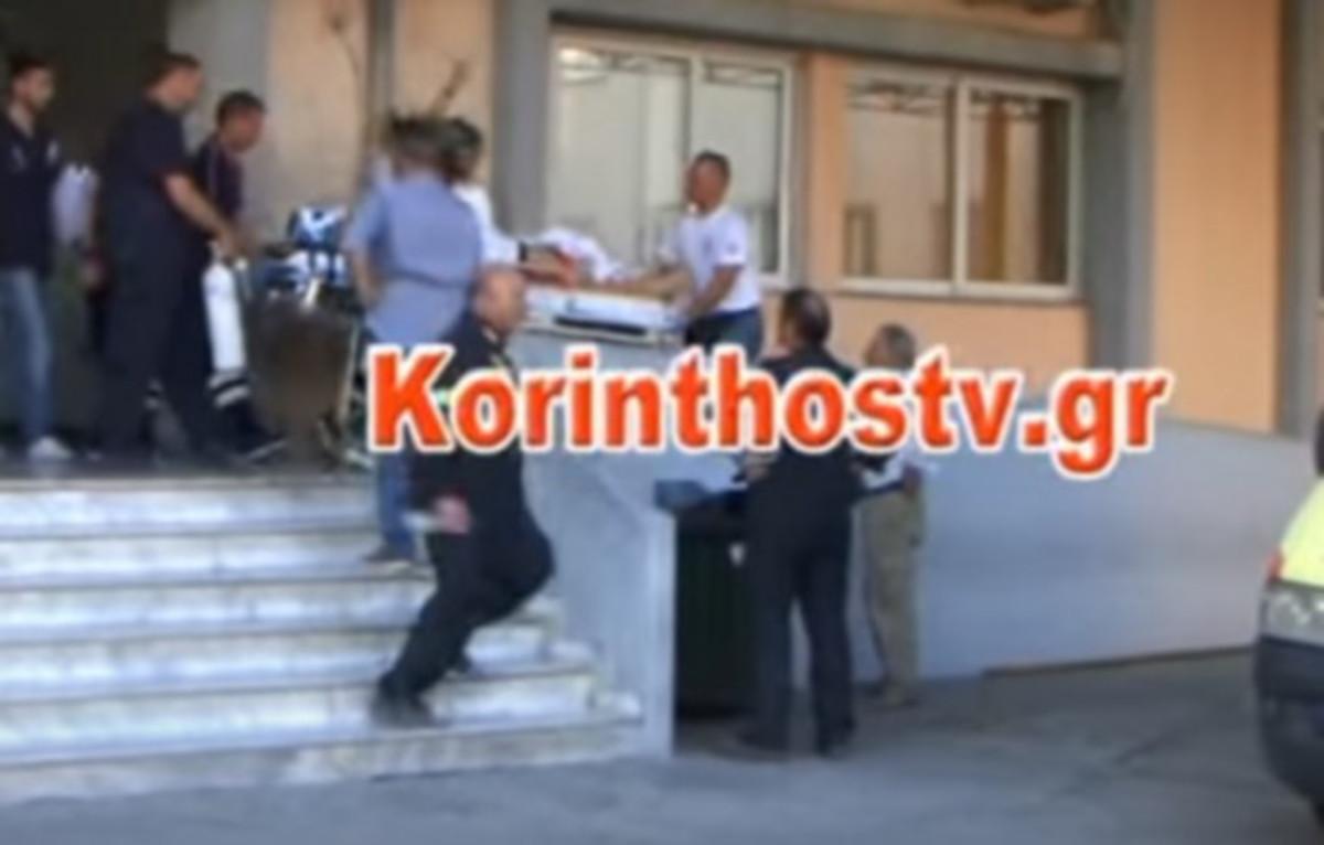 Κορινθία: Πέθανε ο πυροσβέστης που τραυματίστηκε στη φωτιά του Ζευγολατιού  - Θρήνος για τον Αριστείδη Μουζακίτη!