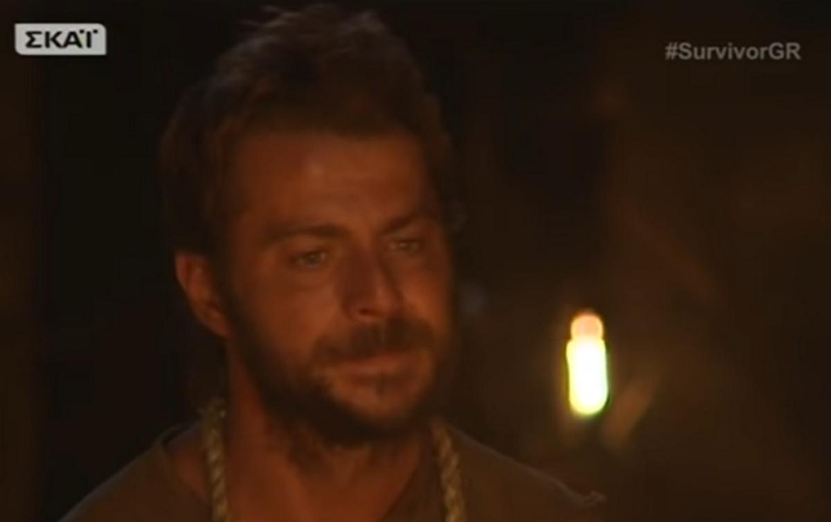 Survivor: Έκλαψε ο Αγγελόπουλος! Κατάθεση ψυχής στο φινάλε! [vid]