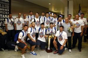 Εθνική Νέων: Στην Αθήνα οι πρωταθλητές Ευρώπης [pics]