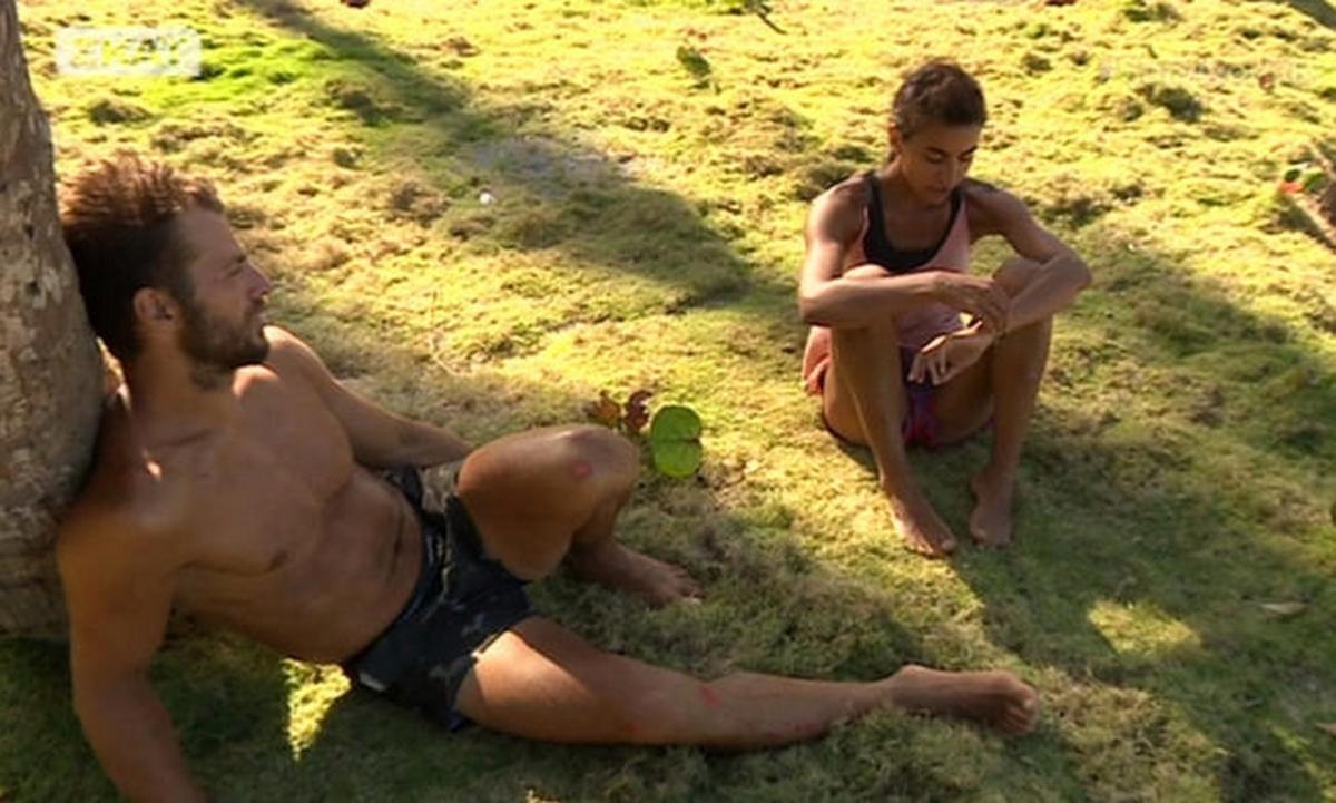 Survivor: Αγκαλιά Ντάνος – Παπαδοπούλου! Το βίντεο που ανέβασε! [vid]
