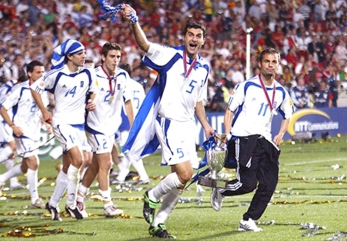 Δέλλας: «Το Euro 2004 δεν θα περάσει ποτέ στη λήθη του χρόνου»