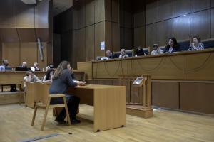 Δίκη Χρυσής Αυγής: «Με νεύματα βουλευτών ξεκινούν και σταματούν οι επιθέσεις»