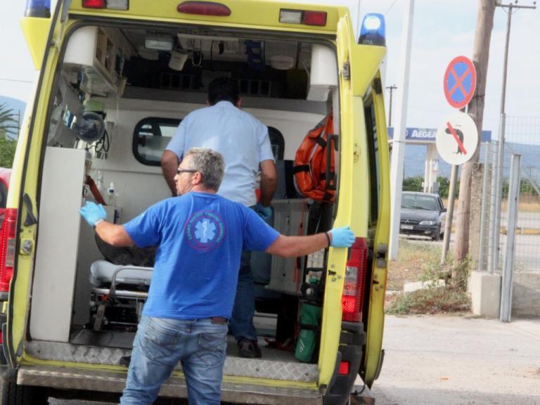 Νέα τραγωδία στην Λάρισα – Θανατηφόρο τροχαίο στο Συκούριο