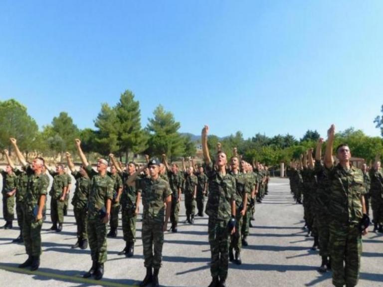 """Ορκίστηκαν οι """"νέοι"""" της 2017 Δ΄ΕΣΣΟ [pics]"""