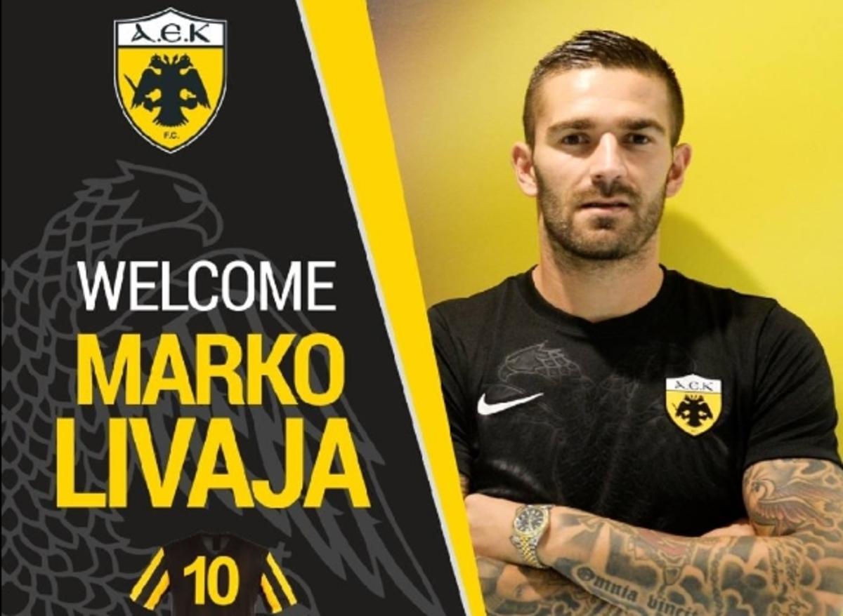 ΦΩΤΟ facebook.com/AEK.FC.OFFICIAL/
