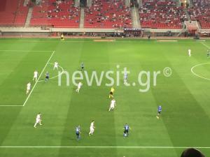 """Ελλάδα – Εσθονία 0-0 ΤΕΛΙΚΟ: """"Κόλλησε"""" στο… μηδέν η τραγική Εθνική"""