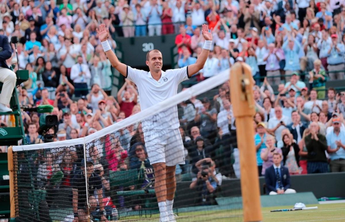ΦΩΤΟ twitter/Wimbledon
