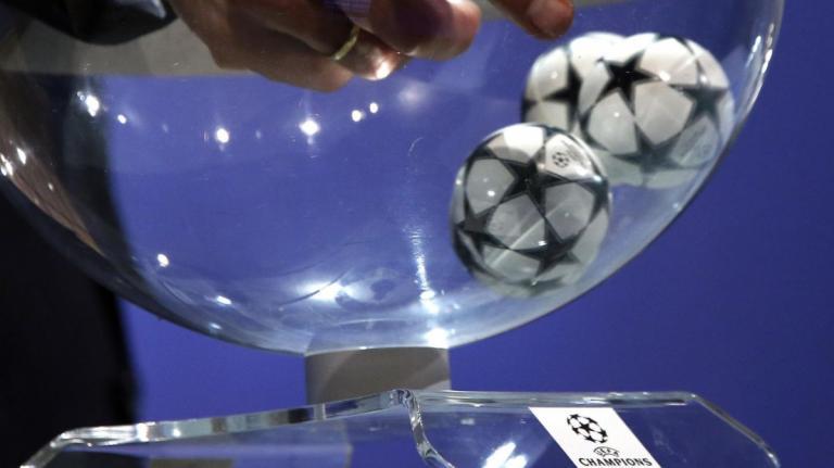 Champions League: Με Πόρτο και Μάντσεστερ Σίτι και Μαρσέιγ ο Ολυμπιακός!