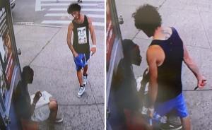 Σοκαριστικό βίντεο! Τον έσφαξε στη μέση του δρόμου [vid]